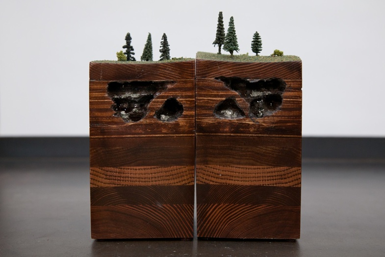 Caves Caves Are The Newest Edition To The Bookends Of The